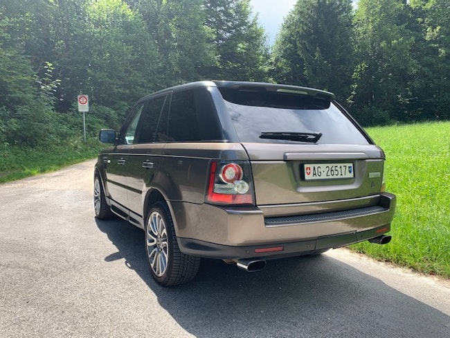 suv Land Rover Range Rover Sport 3.0 SDV6 Autobiography