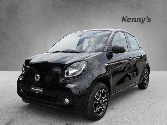 saloon Smart Forfour prime 90PS twinamic