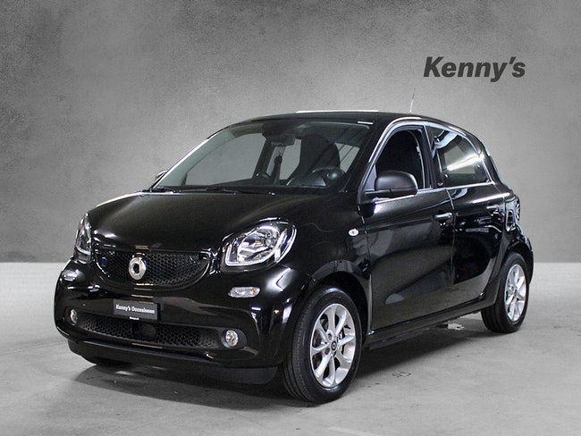 saloon Smart Forfour EQ Passion