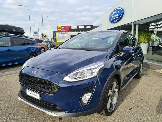 saloon Ford Fiesta 1.5 TDCi 120 Active 3