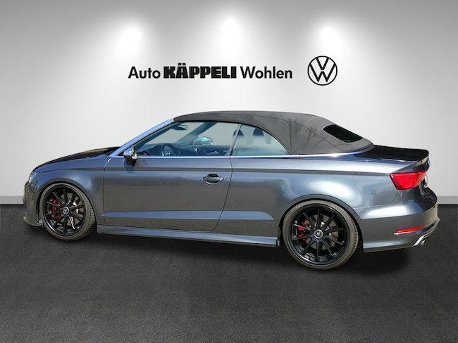 cabriolet Audi S3 Cabrio 2.0 TFSI quattro S-tronic