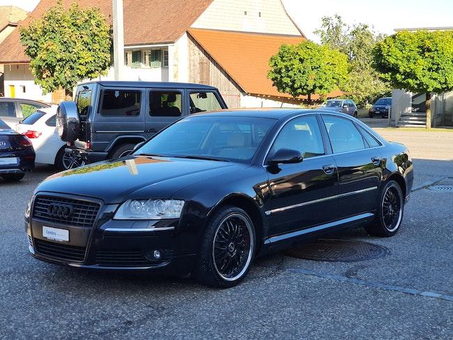 saloon Audi A8 4.2 quattro tiptronic