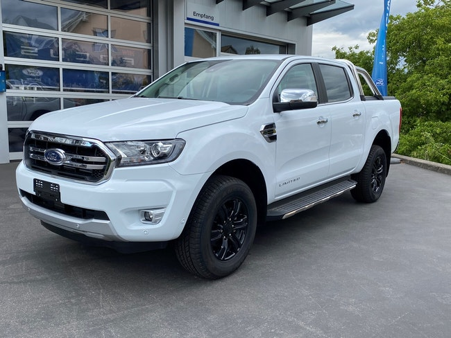 suv Ford Ranger Limited 2.0 Eco Blue 4x4 A