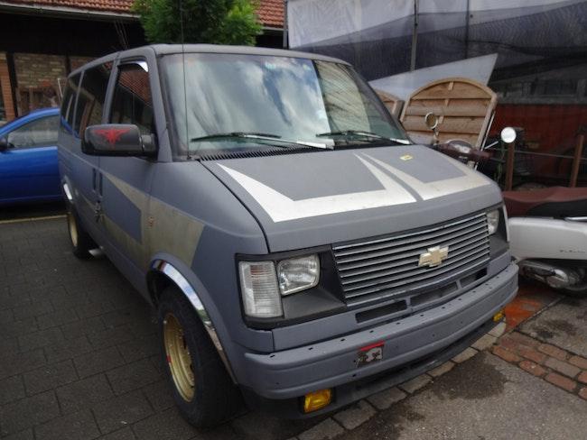 van Chevrolet Astro CL Extended 4x4