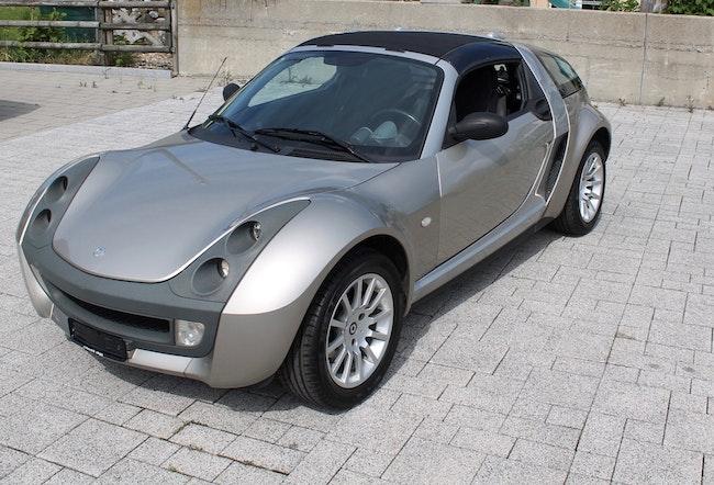 coupe Smart Roadster -coupé