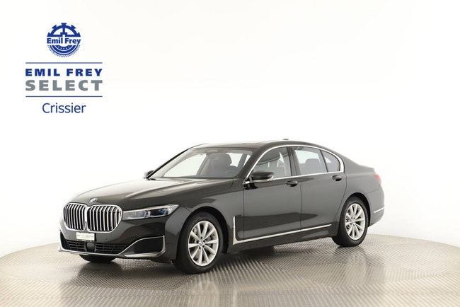 saloon BMW 7er 730d xDrive
