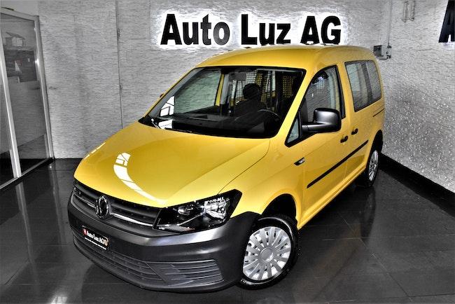 van VW Caddy 2.0TDI 4Motion BlueMotion Technology