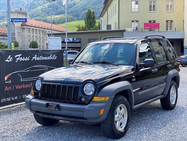 suv Jeep Cherokee 2.8 CRD Limited frisch ab MFK