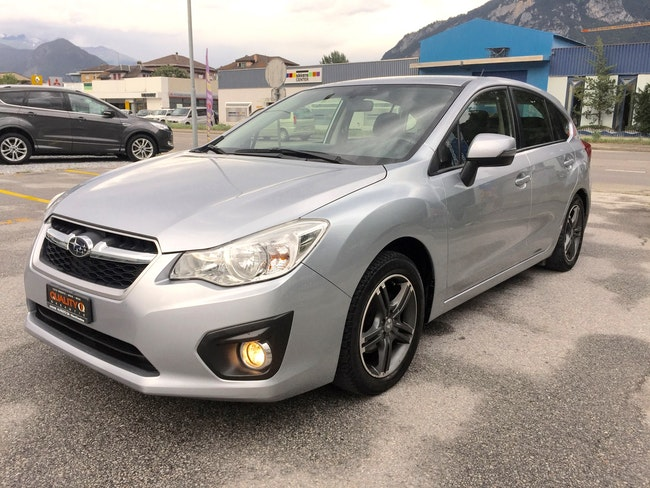 estate Subaru Impreza 1.6 Swiss one CVT