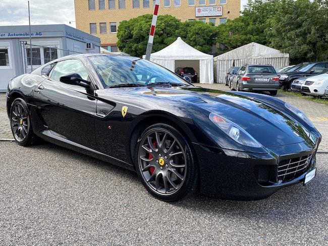 sportscar Ferrari 599 GTB