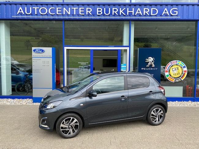 saloon Peugeot 108 1.2 PureTech Allure