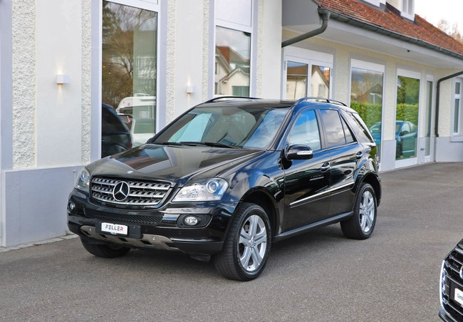 suv Mercedes-Benz M-Klasse ML 350 4Matic Edition 7G-Tronic