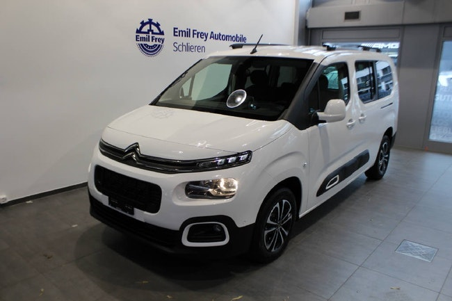 van Citroën Berlingo Multispace XL 1.2 PureTech Shine