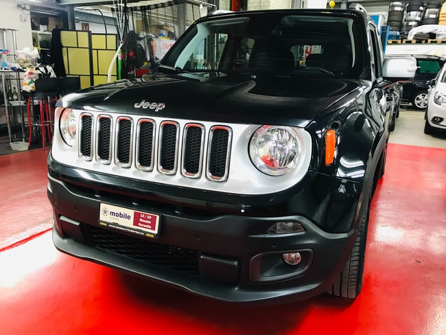 suv Jeep Renegade 1.4 Turbo Limited AWD