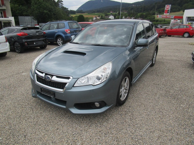 estate Subaru Legacy 2.0D Swiss AWD