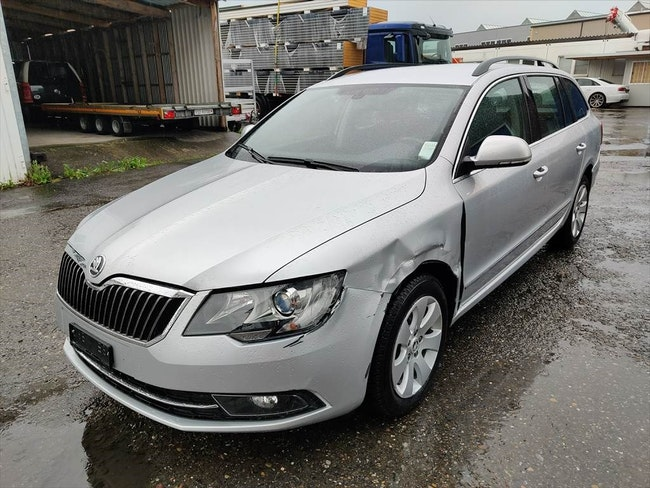 estate Skoda Superb Combi 2.0 TDi Ambition