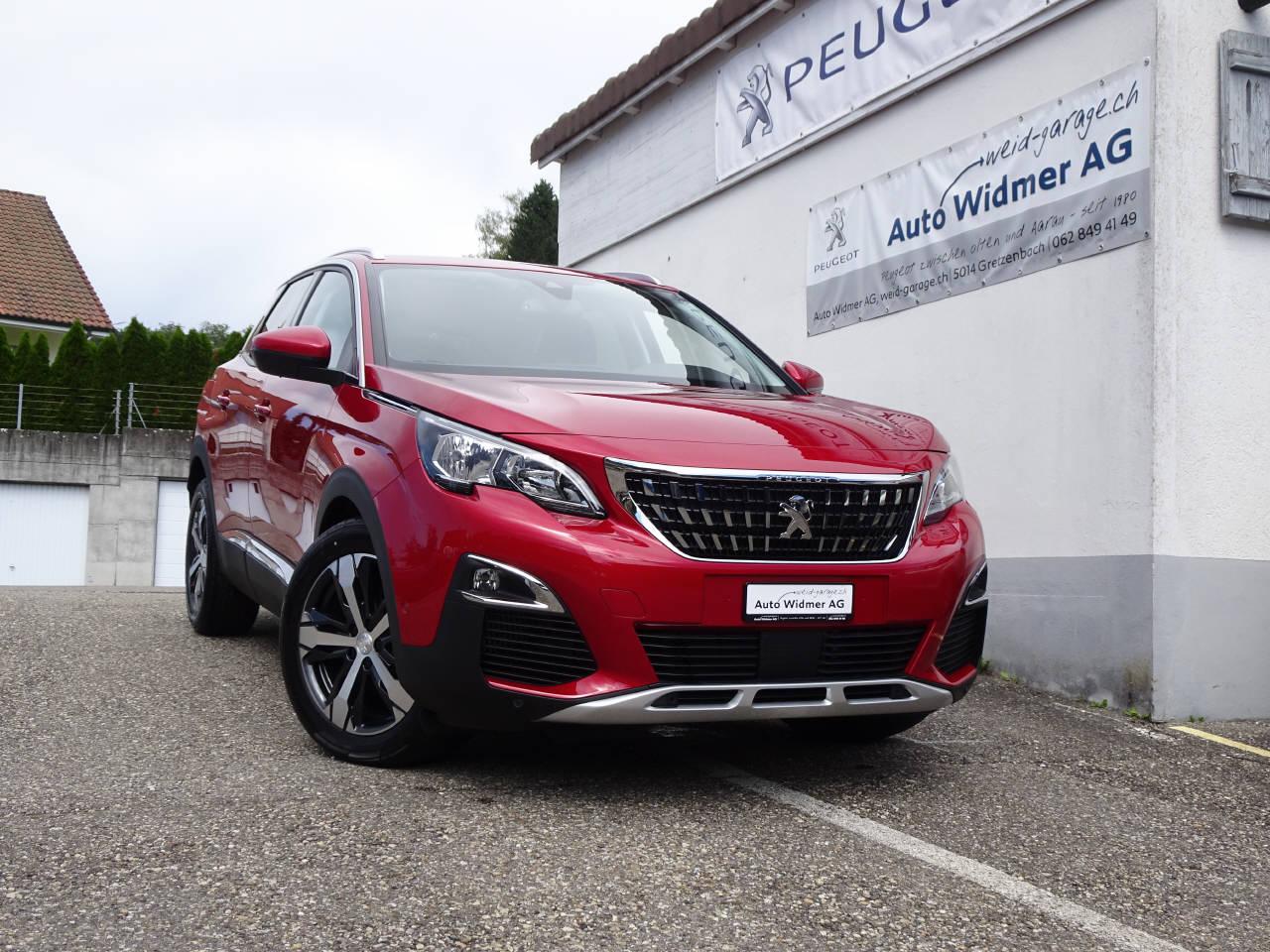 suv Peugeot 3008 · Allure 130 PS Benzin 6 Gang Hand