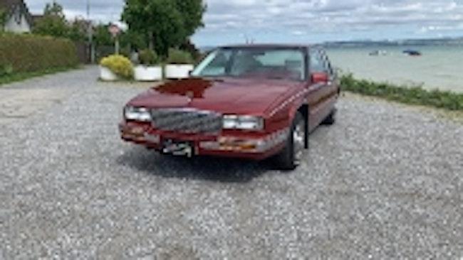Cadillac Eldorado 4.5 226'000 km CHF6'900 - kaufen auf carforyou.ch - 1