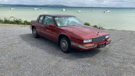 Cadillac Eldorado 4.5 226'000 km CHF6'900 - kaufen auf carforyou.ch - 3