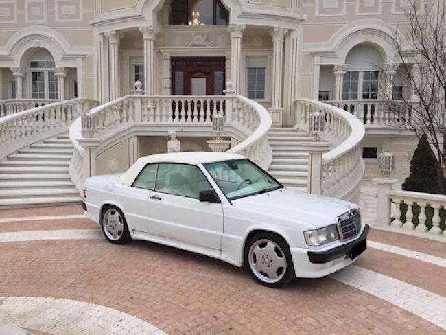 cabriolet Mercedes-Benz 190