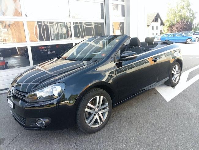cabriolet VW Golf VI Cabrio 1.2TSI BMT day&night