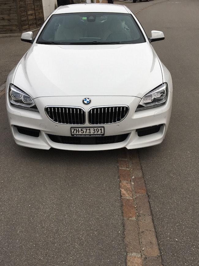saloon BMW 6er 650i xDrive Gran Coupé