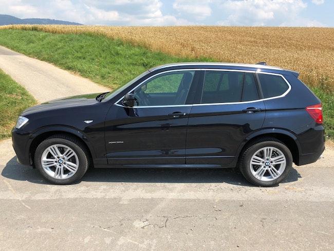 suv BMW X3 30d xDrive