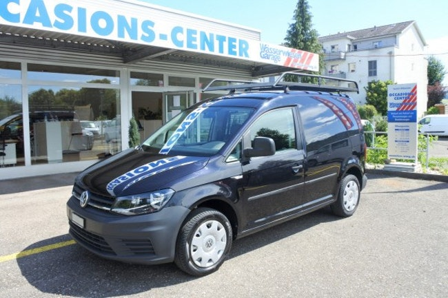 van VW Caddy 1.6TDI