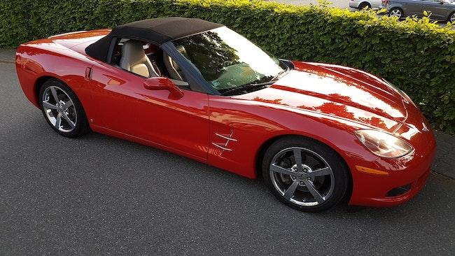 sportscar Chevrolet Corvette 6.2
