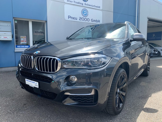 suv BMW X6 M50d Steptronic