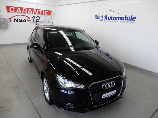 saloon Audi A1 1.4 TFSI Attraction S-tronic