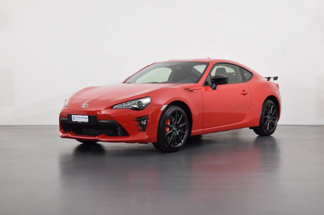 coupe Toyota GT86 2.0 D-4S Black Touch Edition
