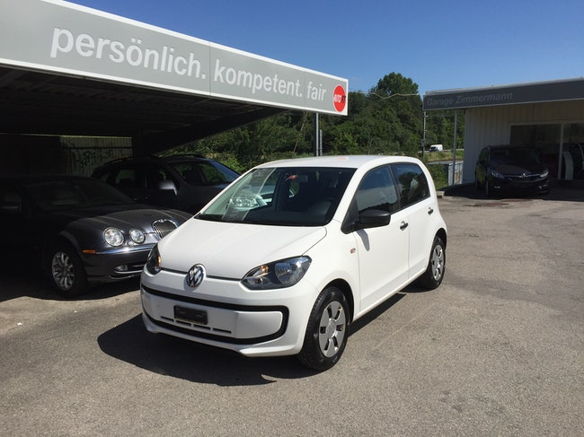 saloon VW Up 1.0 MPI 60 Take