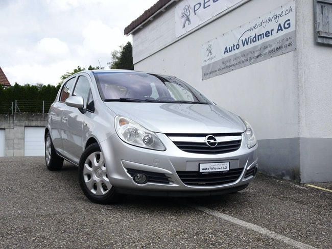 saloon Opel Corsa · 1.4i 16V TP Enjoy