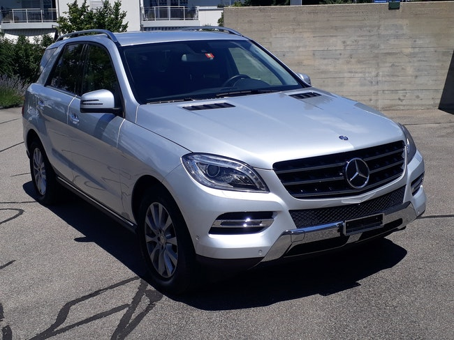 suv Mercedes-Benz M-Klasse ML 350 CDI BlueTec