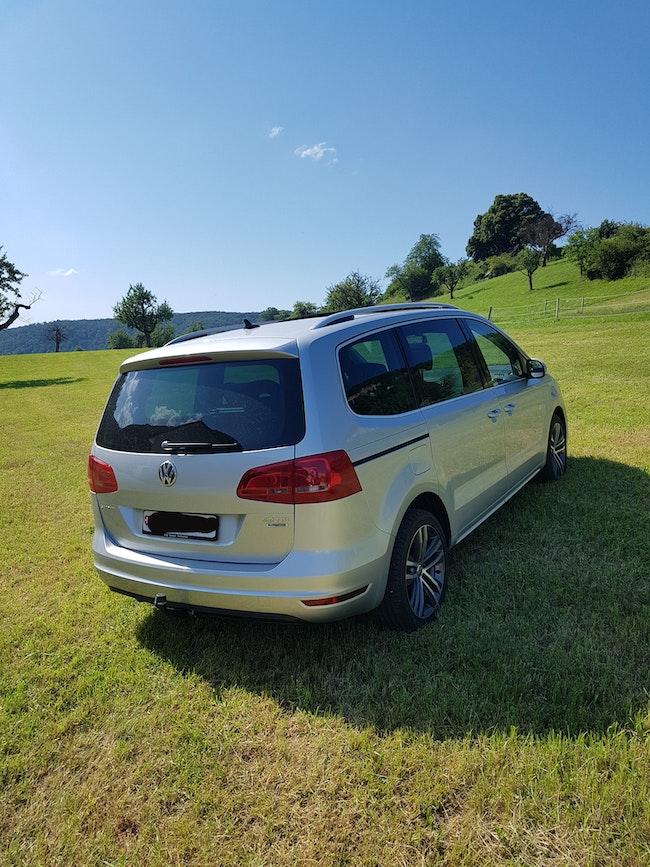 van VW Sharan 2.0 TDI BlueMTA Highl. DSG