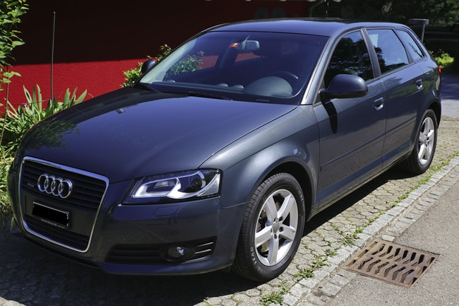 saloon Audi A3 Sportback 2.0 16V T FSI Ambiente q.S-Tr