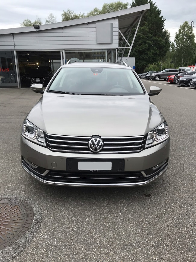estate VW Passat Variant 2.0 TDI 170 BlueMT High.DSG 4m