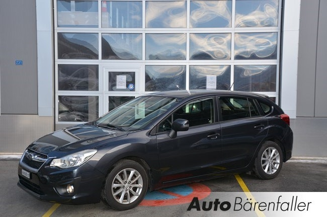 estate Subaru Impreza 1.6 Swiss two CVT