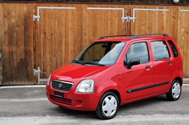 van Suzuki Wagon R+ + 1.3 16V GL Top
