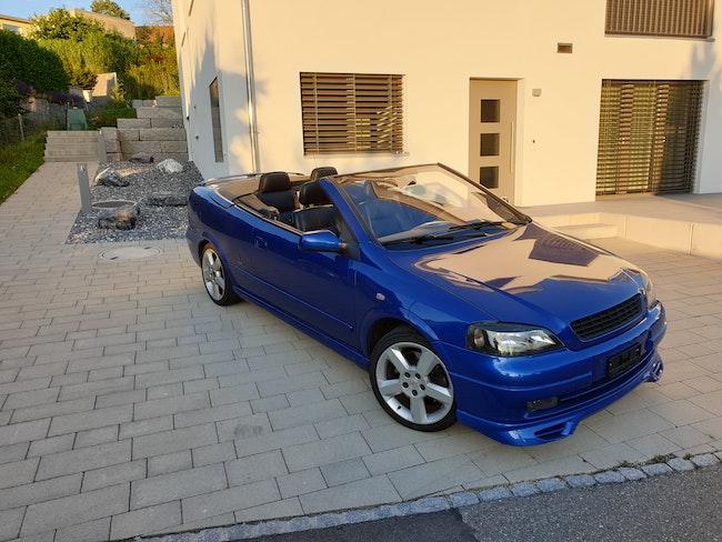cabriolet Opel Astra Cabrio 2.0i 16V Turbo