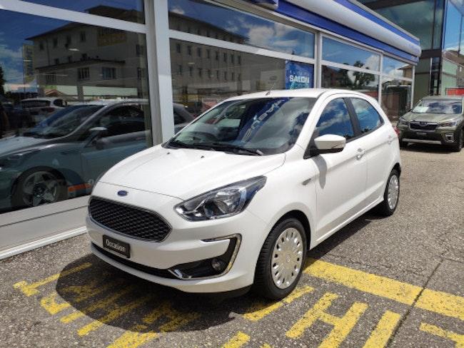 saloon Ford Ka+ + 1.2 Active