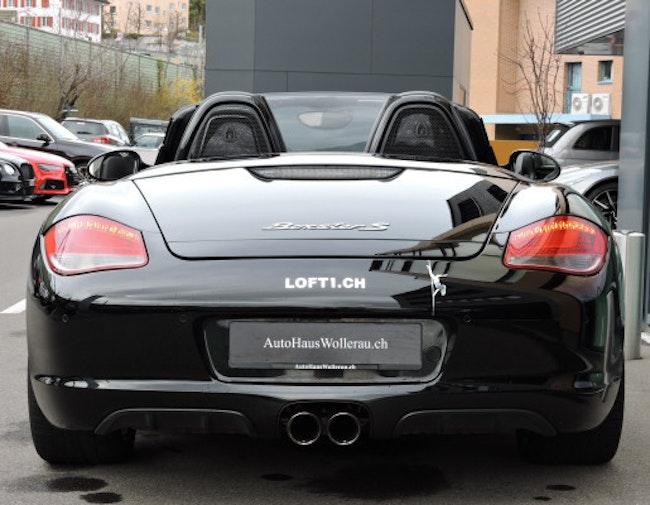 cabriolet Porsche Boxster S 3.4