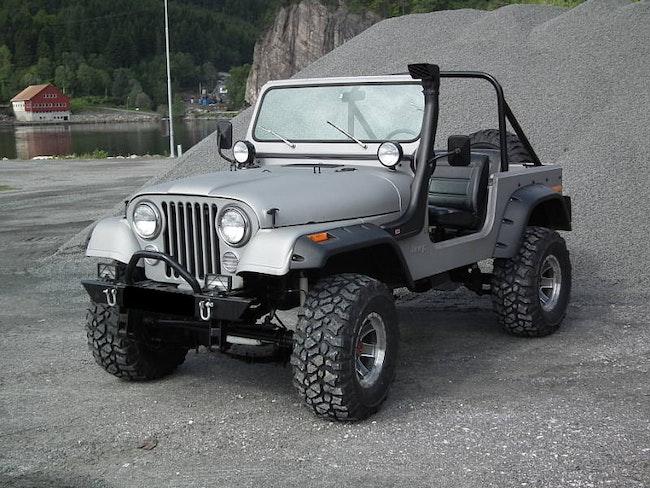 suv Jeep CJ 5 4,2 l TD