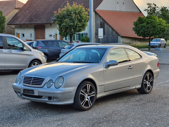 coupe Mercedes-Benz CLK 320 Elégance Automatic