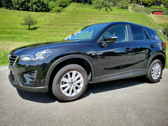 suv Mazda CX-5 2.2 D Ambition AWD Automatic