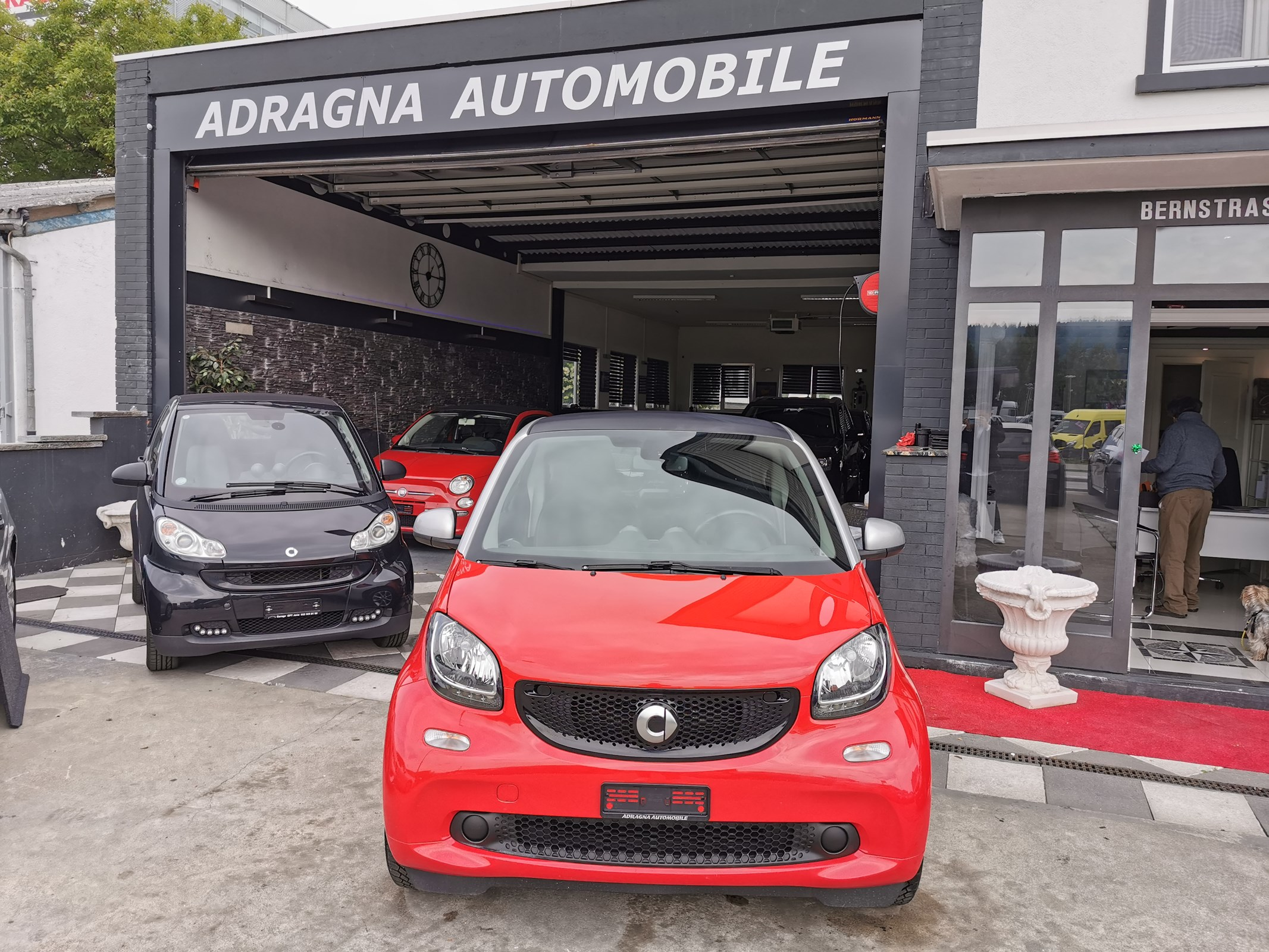 saloon Smart Fortwo twinmatic