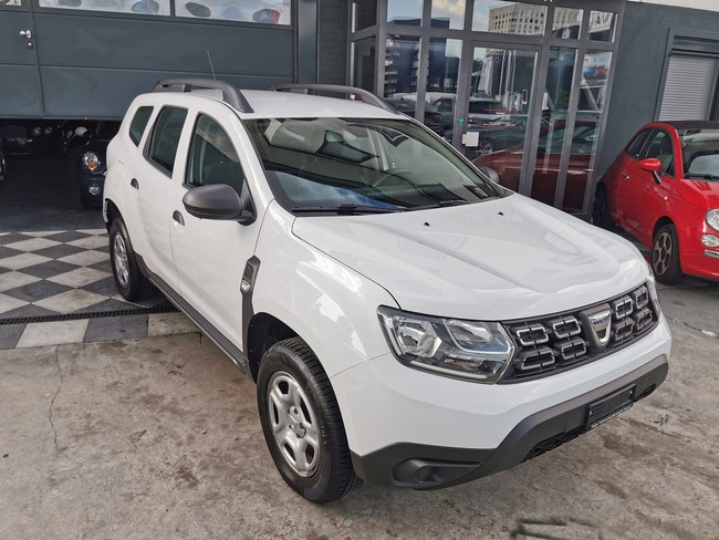 suv Dacia Duster TCe 125 Comfort 4x4