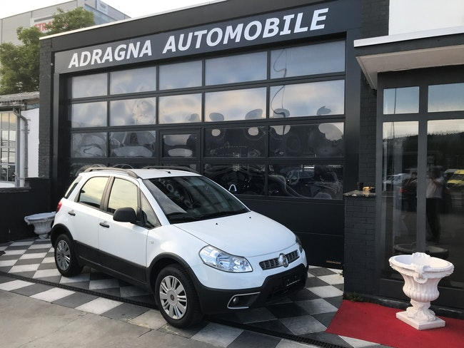 saloon Fiat Sedici 1.6 4WD Dynamic