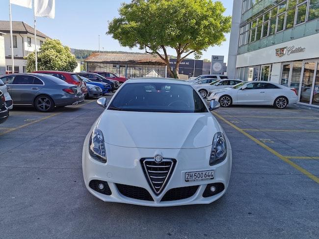 saloon Alfa Romeo Giulietta 2.0 JTDM Distinctive TCT